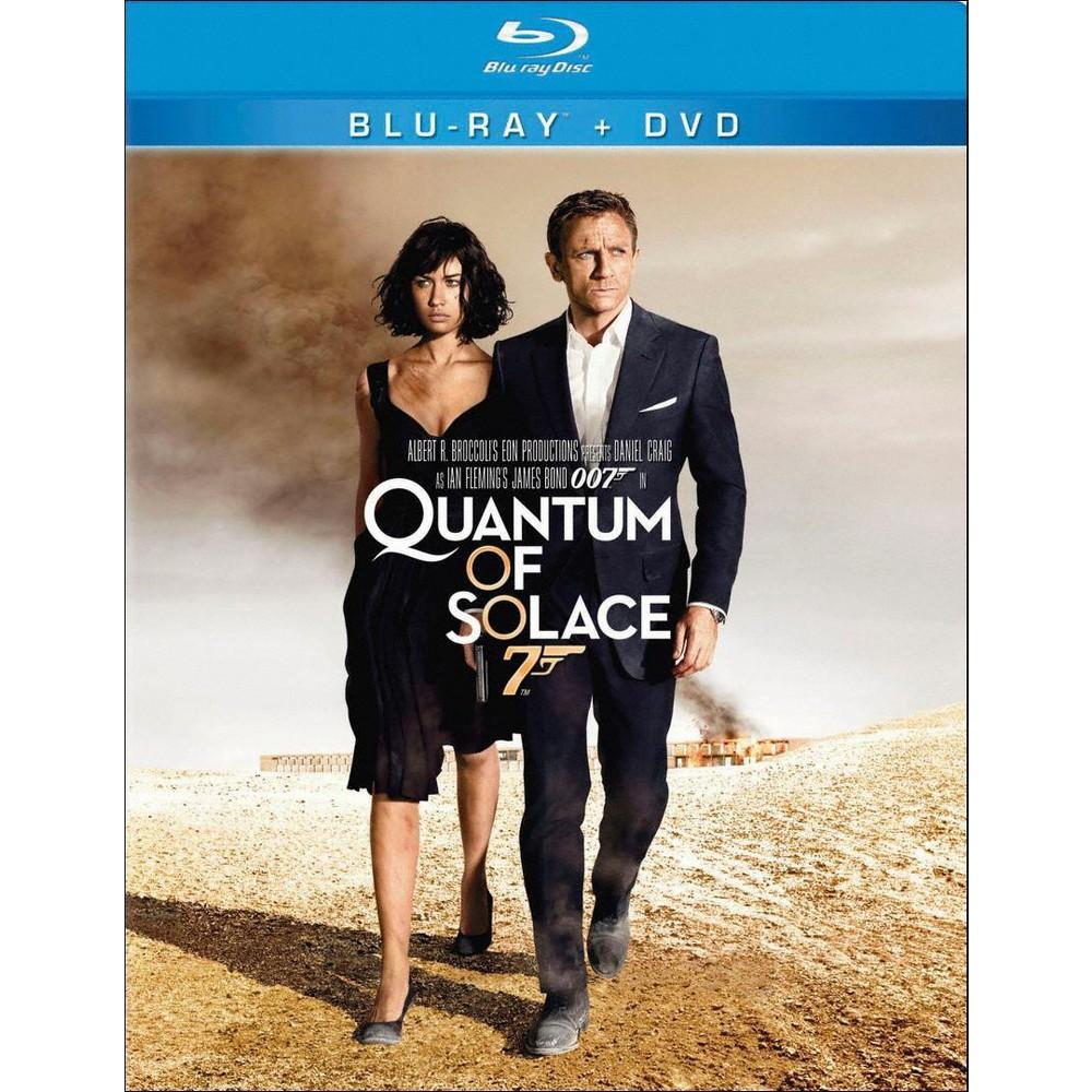 Quantum of Solace (2 Discs) (Blu-ray/Dvd)