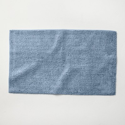 "21""x34"" Looped Bath Rug Sky Blue - Casaluna™"