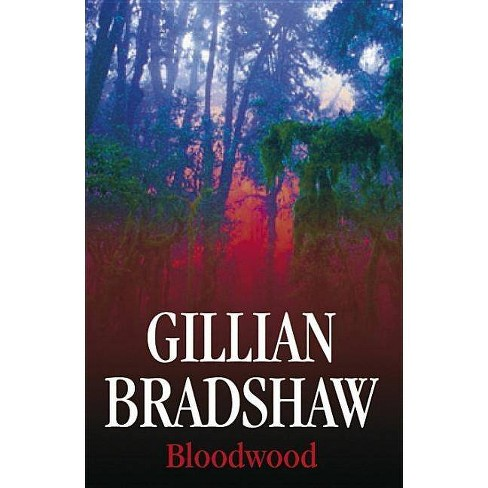 Bloodwood - (Severn House Large Print) by  Gillian Bradshaw (Hardcover) - image 1 of 1