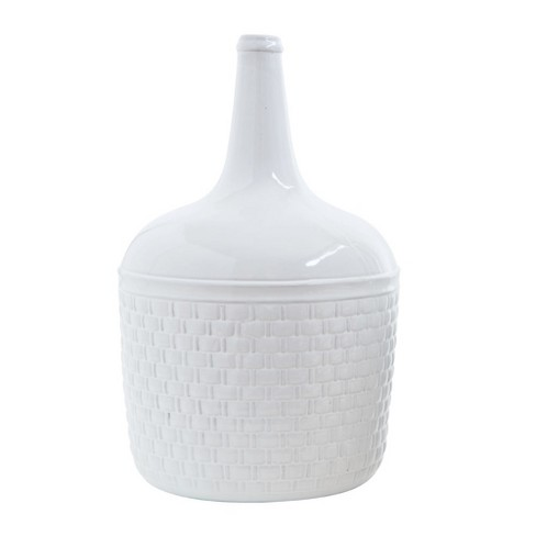 Decorative Vase Large - White - image 1 of 3