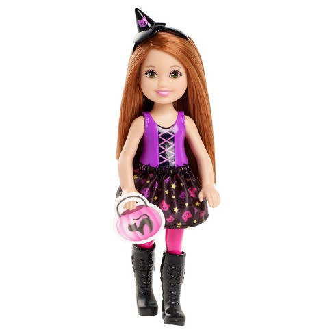 Barbie® Chelsea Halloween Witch Doll - image 1 of 3