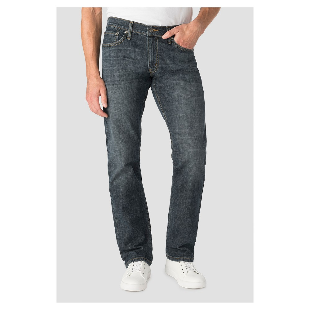 Denizen from Levi's Men's 218 Straight Fit Jeans - Grizzly 32x30