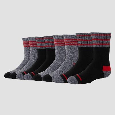 Hanes Boys' 4pk Outdoor Socks