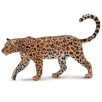 Breyer Animal Creations CollectA Wildlife Collection Miniature Figure | African Leopard