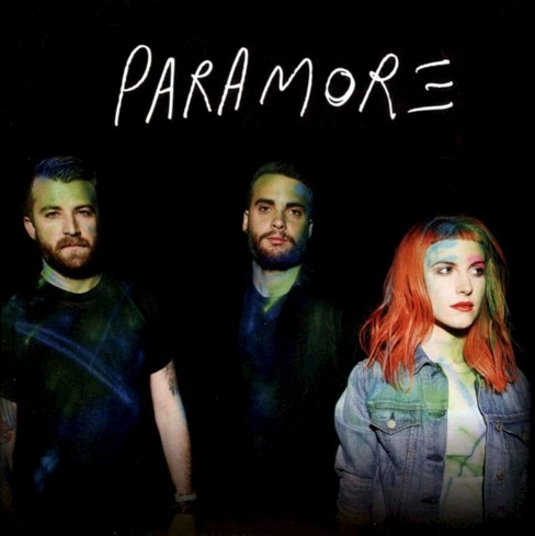 Paramore - Paramore (CD) - image 1 of 1