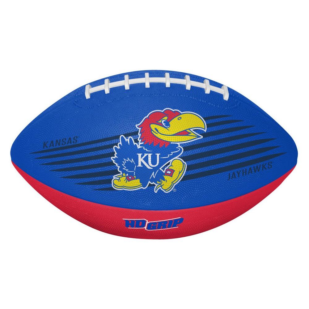 NCAA Kansas Jayhawks Rawlings Down Field Junior Football