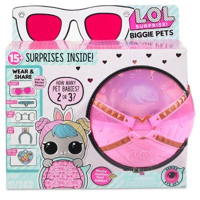 b7a4e2035990 L.O.L. Surprise! Biggie Pets – Hop Hop Mini Backpack – Target ...