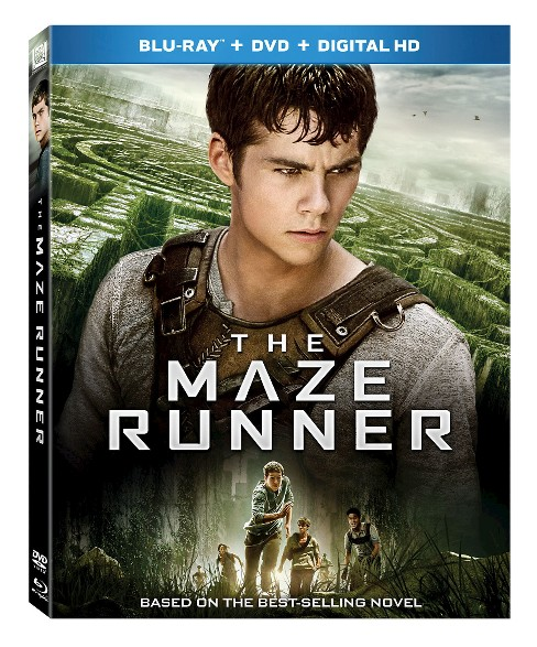 The Maze Runner [2 Discs] [Includes Digital Copy] [Ultraviolet] [Blu-ray] - image 1 of 1