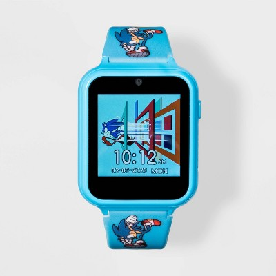 Boys' Sonic The Hedgehog Interactive Watch - Blue