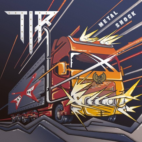 TIR - Metal Shock (CD) - image 1 of 1