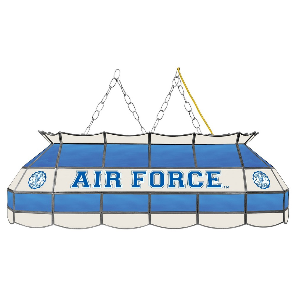 Air Force Falcons Stained Glass Tiffany Light - 40 inch