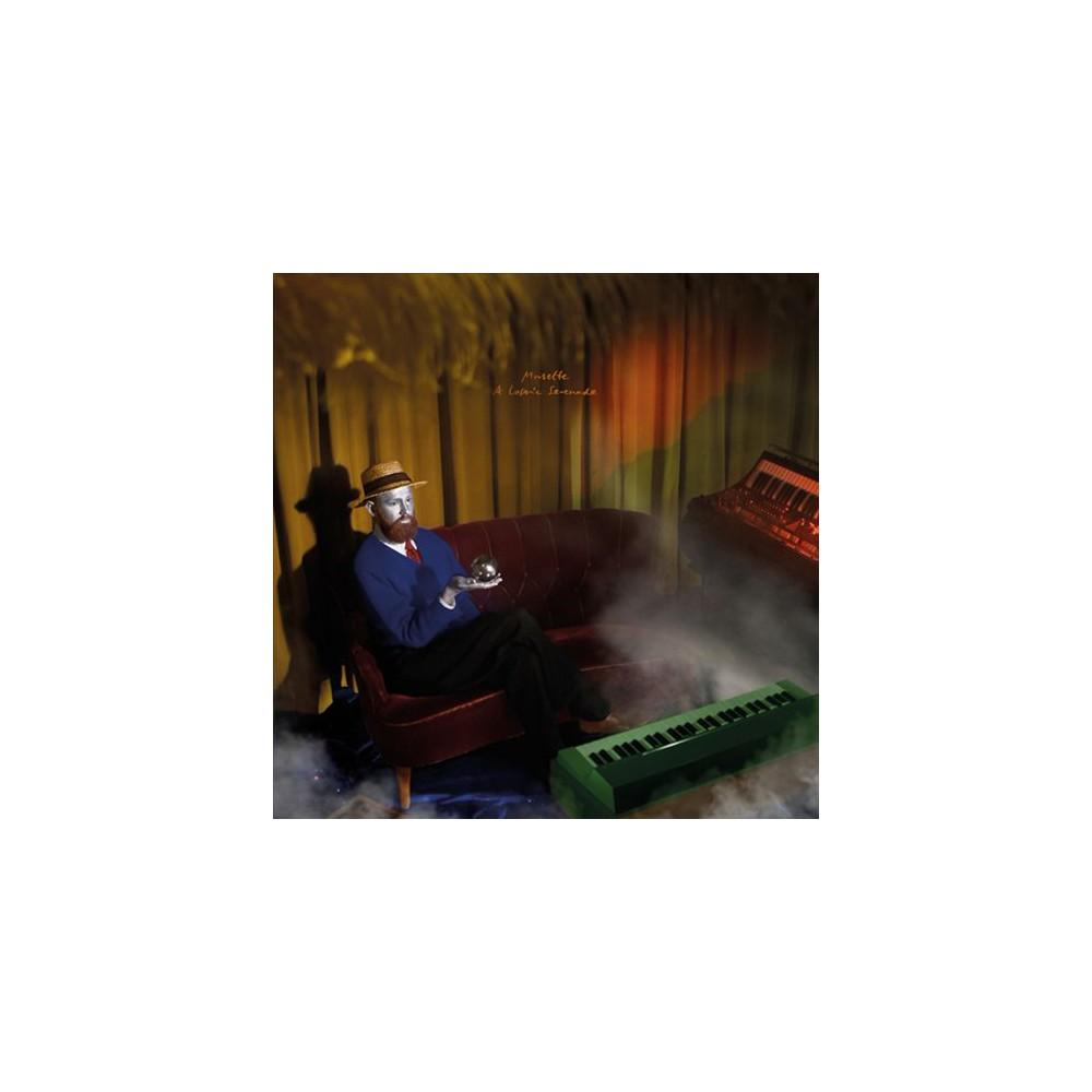 Musette - Cosmic Serenade (Vinyl)