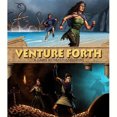 Venture Forth Board Game