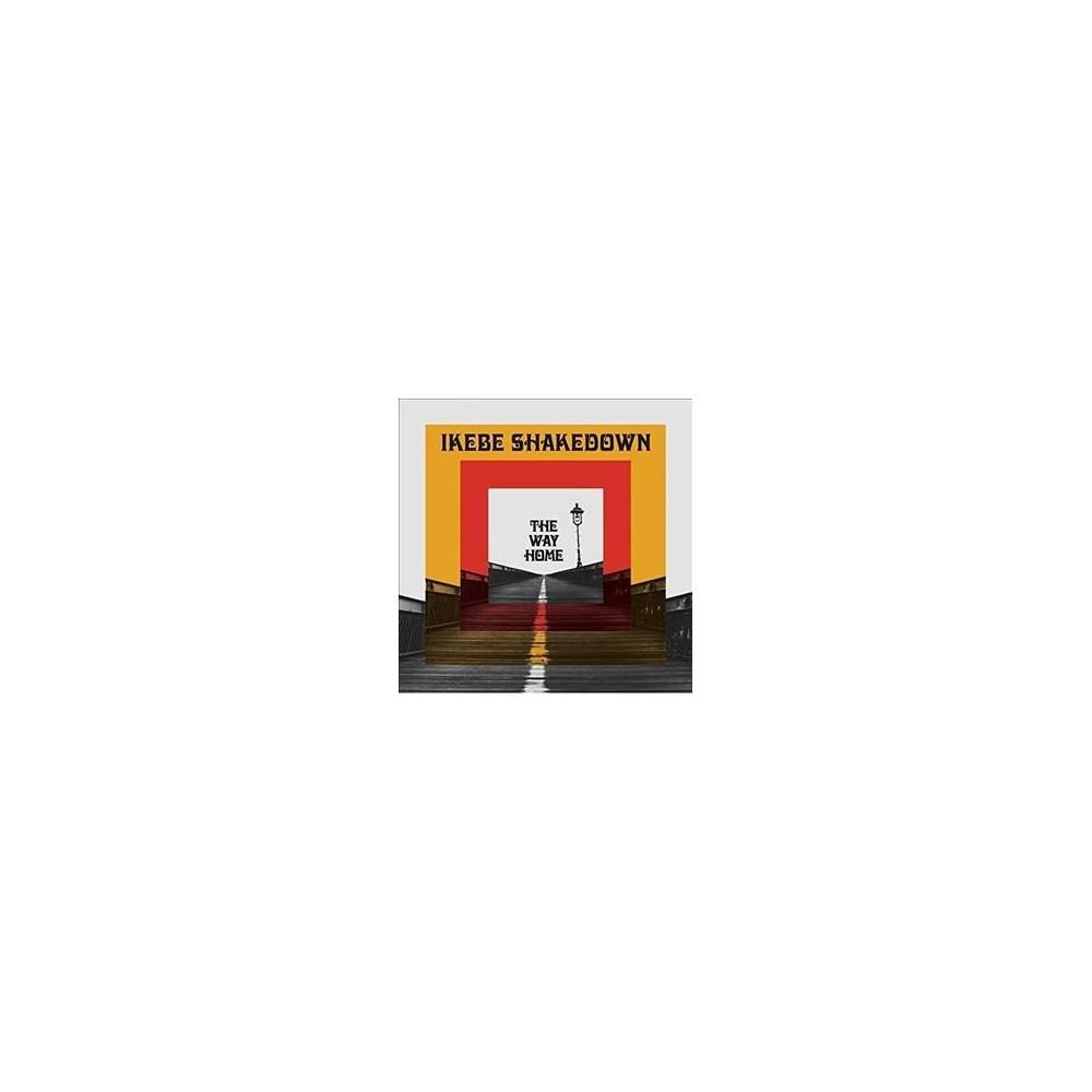 Ikebe Shakedown - Way Home (Vinyl)