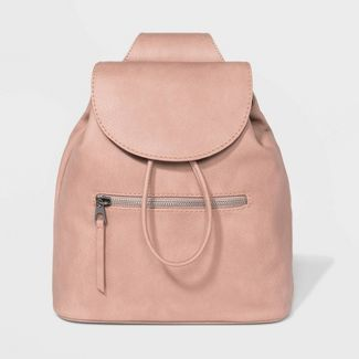 Flap Backpack - Universal Thread™ Blush