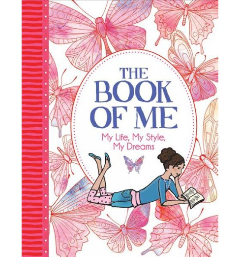 Book of Me : My Life, My Style, My Dreams (Paperback) (Ellen Bailey & Imogen Williams). - image 1 of 1