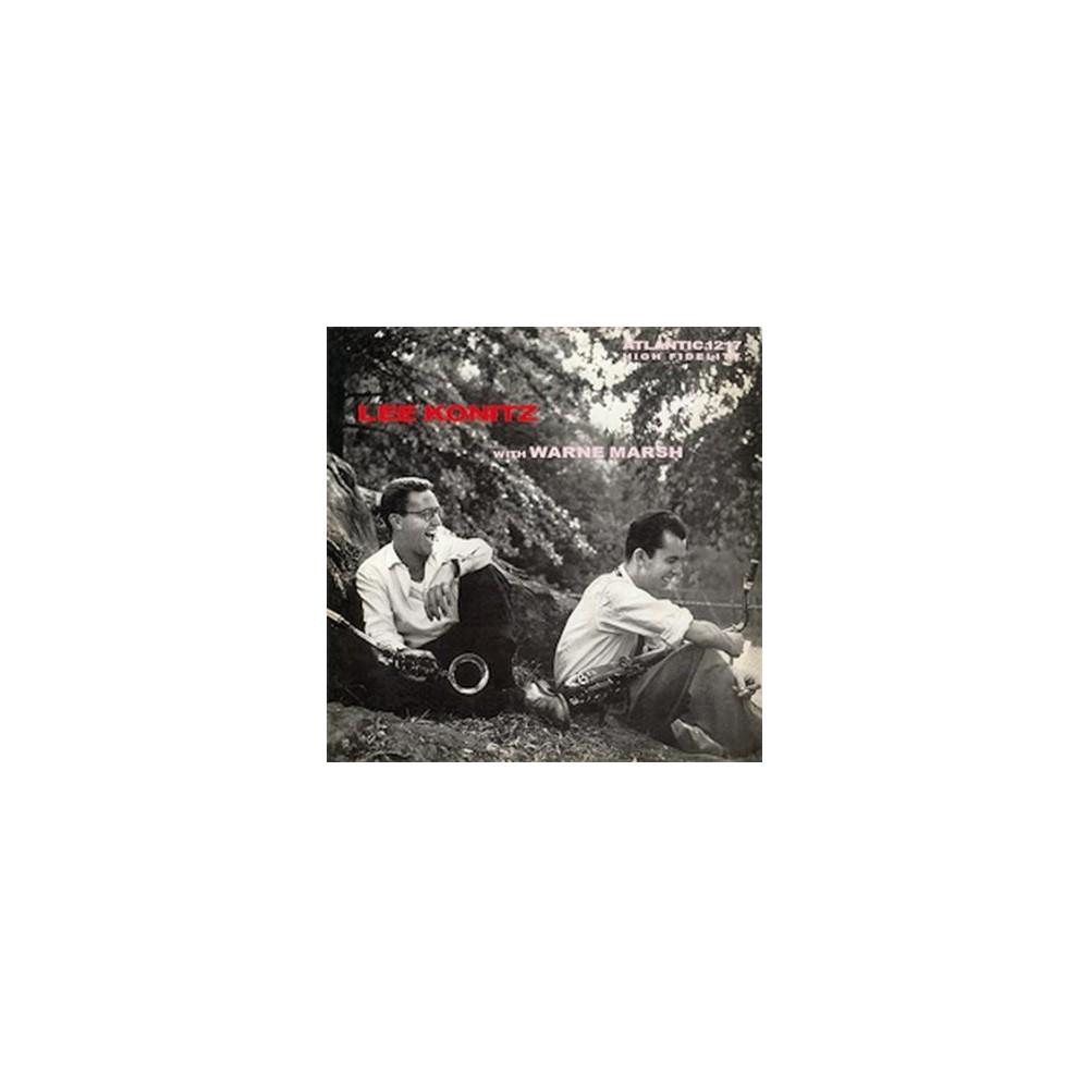 Lee Konitz - Lee Konitz With Warne Marsh (Vinyl)