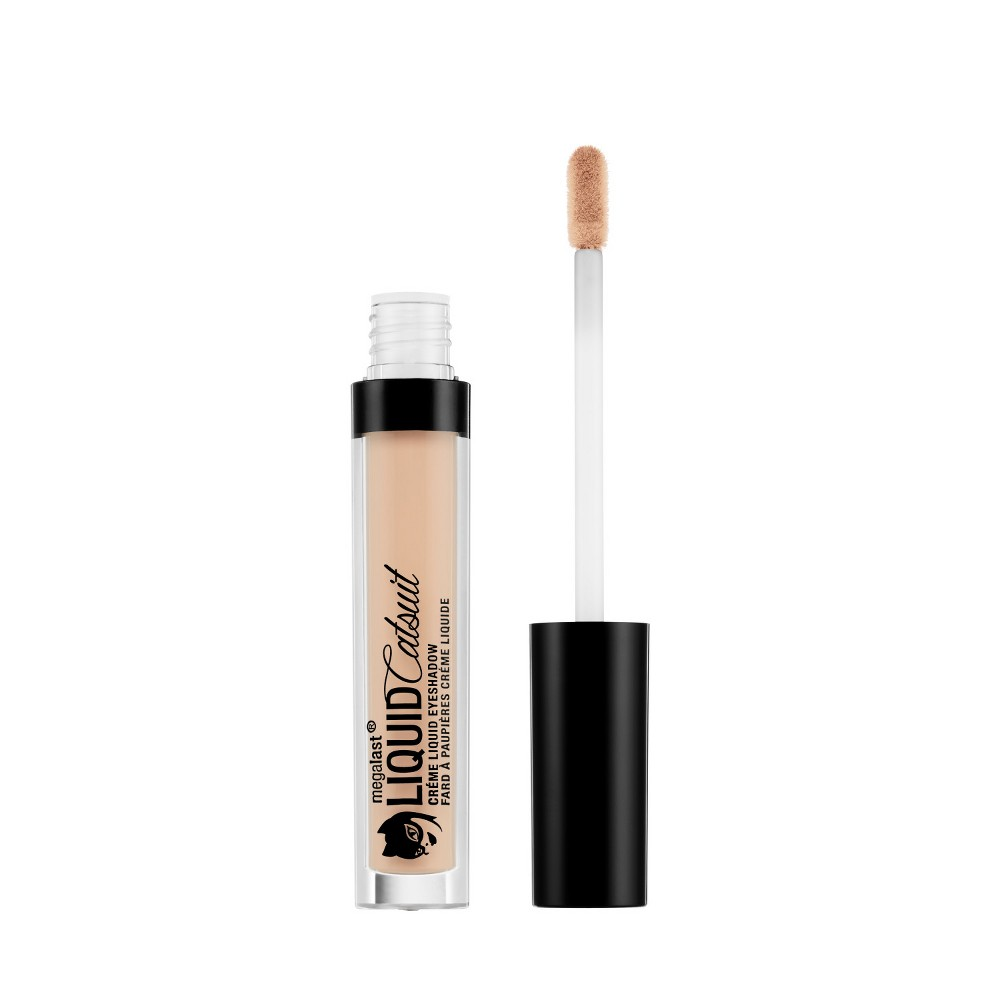Wet n Wild Megalast Liquid Catsuit Eyeshadow Shell's & Whistles 0.46oz, Multi-Colored