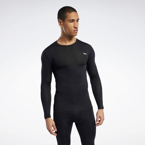 Reebok Workout Ready Compression Tee Mens Athletic T-Shirts - image 1 of 4