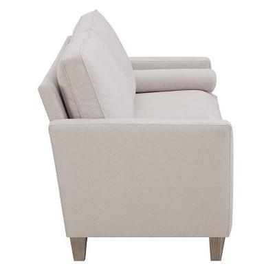 Porter Lawson Sofa With Bolster Pillows - Adore Décor : Target