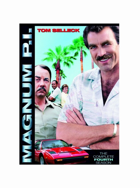 Magnum P.I.: Season Four [6 Discs] - image 1 of 1