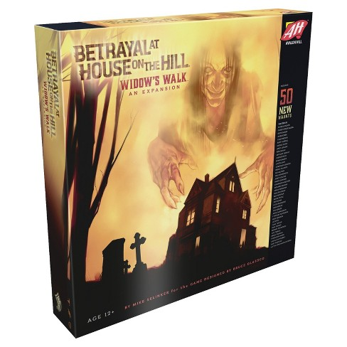 Betrayal at House on the Hill (Widows Walk) Board Game - image 1 of 1