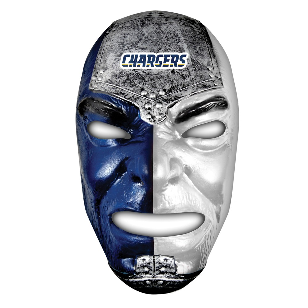 Los Angeles Chargers Franklin Sports Fan Face