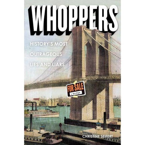 Whoppers - by  Christine Seifert (Paperback) - image 1 of 1