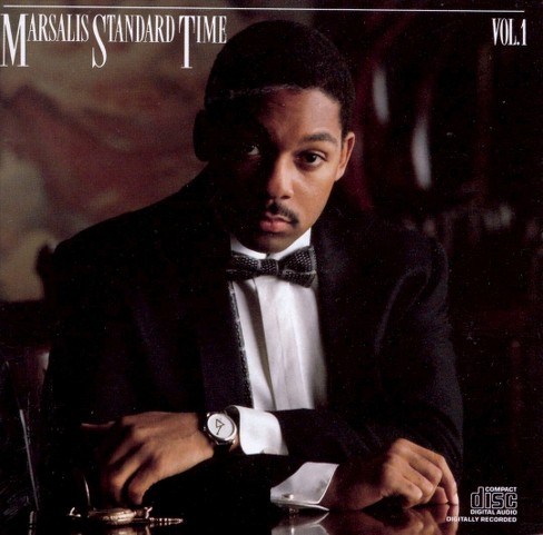 Wynton marsalis - Standard time vol 1 (CD) - image 1 of 1