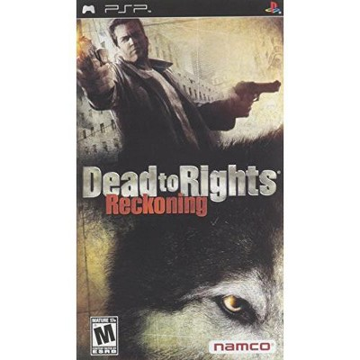 Dead to Rights - Sony PSP