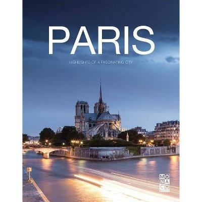 The Paris Book - (Hardcover)