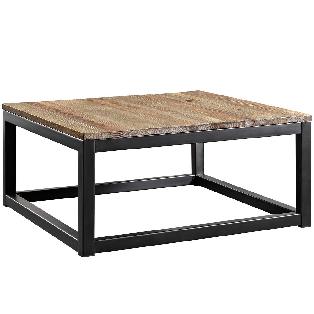 Attune Coffee Table Brown - Modway