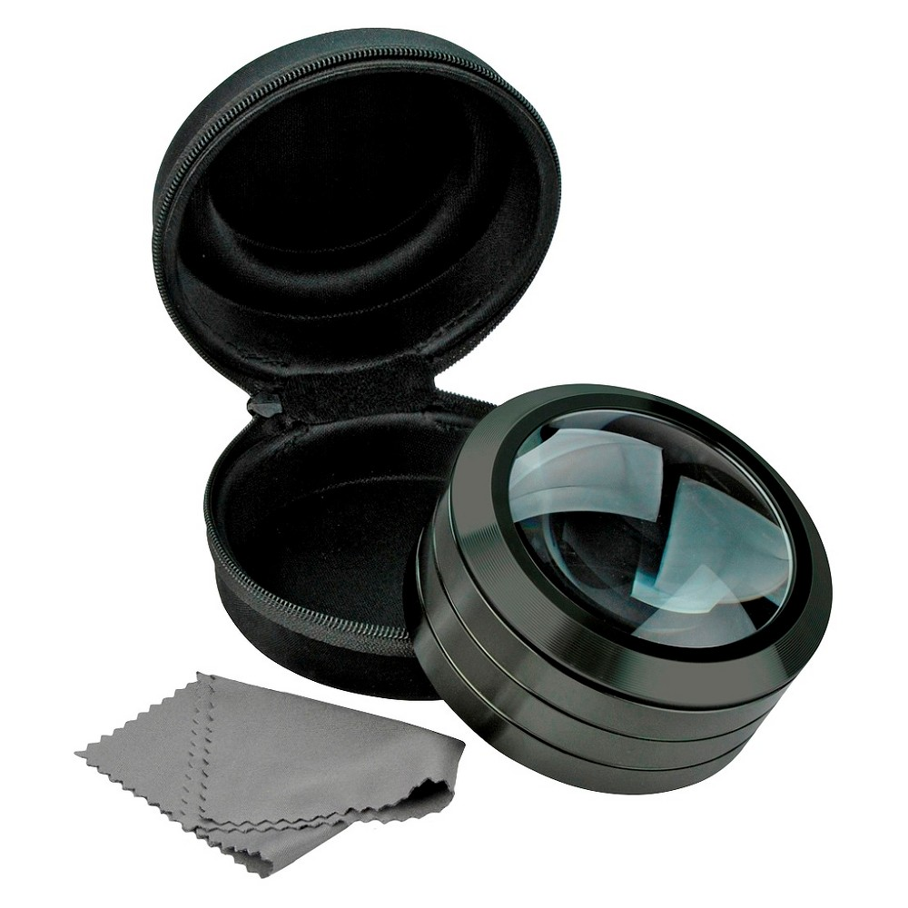 Image of Royal Magnifying Glasses - Black