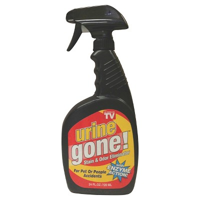 Urine Gone Stain & Odor Remover - 24oz