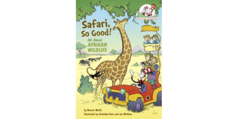 Random House Safari, So Good : All About African Wildlife...