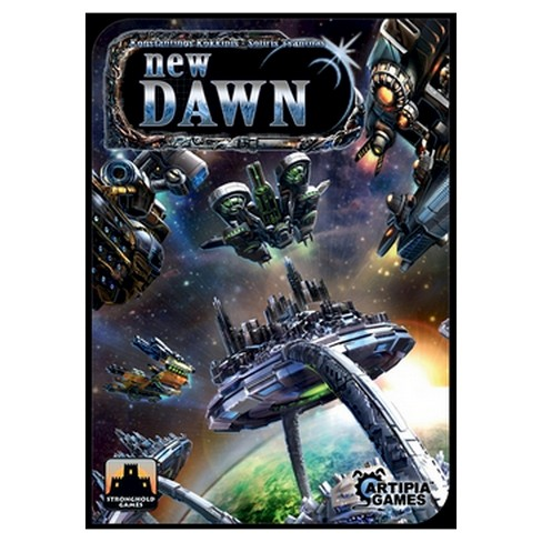 New Dawn Board Game - image 1 of 1