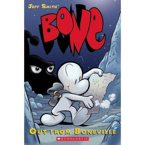Out from Boneville - (Bone (Graphix)) by  Jeff Smith (Paperback) - image 1 of 1