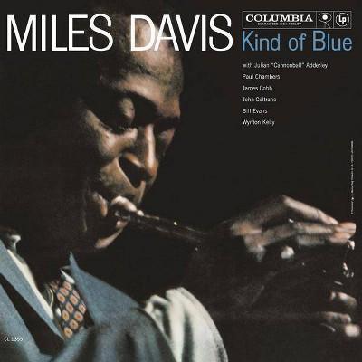 Miles Davis - Kind Of Blue (Mono)(Vinyl)