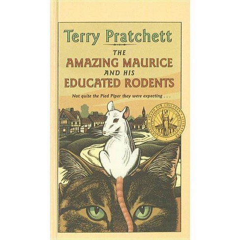 The Amazing Maurice and His Educated Rodents - by  Terry Pratchett (Hardcover) - image 1 of 1