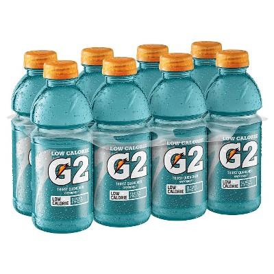 Gatorade G2 Glacier Freeze Sports Drink - 8pk/20 fl oz Bottles