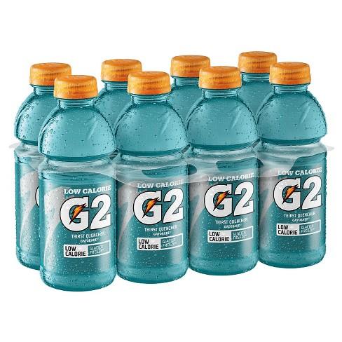 Gatorade G2 Glacier Freeze Sports Drink - 8pk/20 fl oz Bottles - image 1 of 4