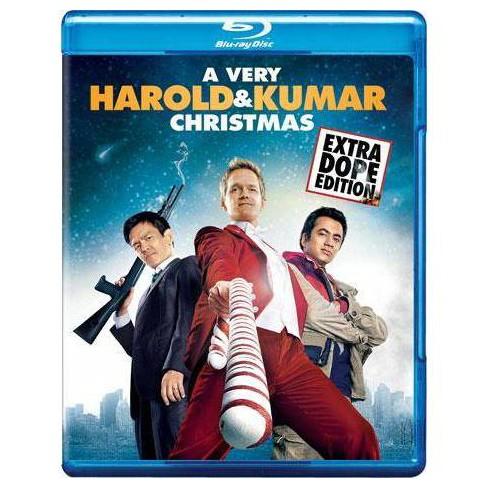 A Very Harold & Kumar Christmas (Blu-ray) - image 1 of 1