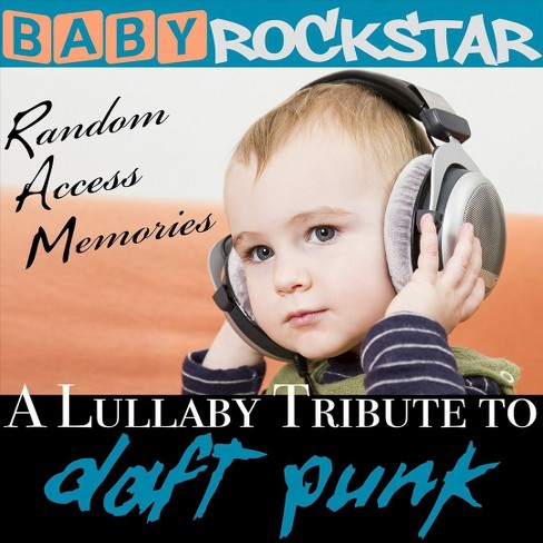 Baby Rockstar - Lullaby Renditions Of Daft Punk:Rando (CD) - image 1 of 1