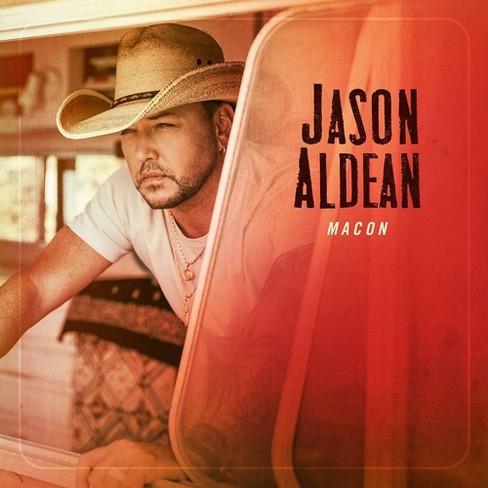 Jason Aldean - MACON (CD) - image 1 of 1