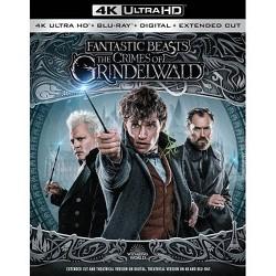 Fantastic Beasts: The Crimes of Grindelwald (4K/UHD)