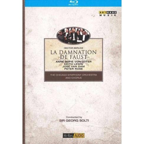Berlioz: La Damnation De Faust (Blu-ray) - image 1 of 1