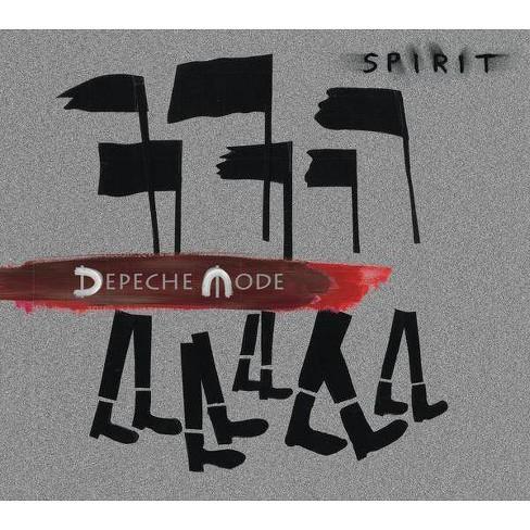 Depeche Mode - Spirit (Standard) (CD) - image 1 of 1
