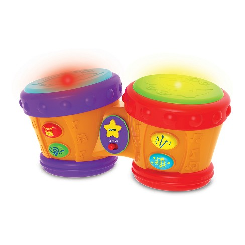 The Learning Journey Little Baby Bongo Drums Target