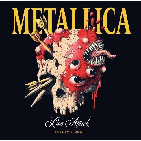 Metallica - Live Attack (CD) - image 1 of 1