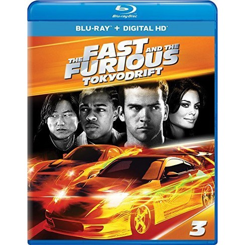 The Fast and the Furious: Tokyo Drift (Blu-ray + Digital) - image 1 of 1